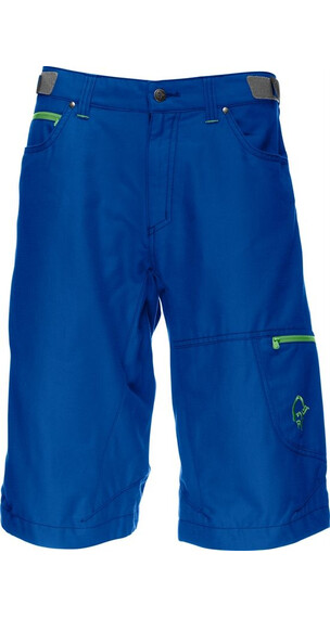 Norrøna M's Falketind Cotton Shorts Ionic Blue (2305)